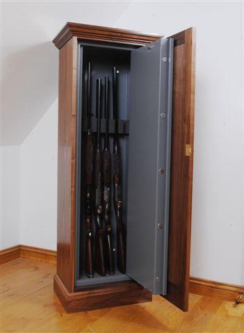 Gun Cabinet - Our Recent Work