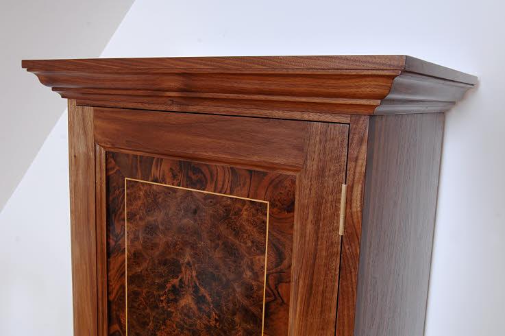 Gun Cabinet Detail - Our Recent Work