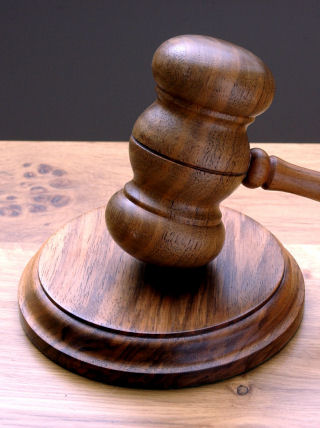 Walnut Gavel